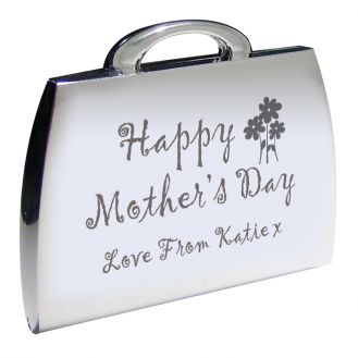 Happy Mother`s Day Compact Mirror