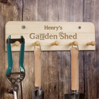 Garden Shed Key Holder