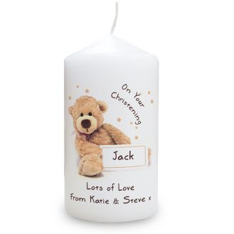 Teddy Candle