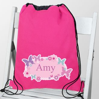 Butterfly Swim Bag
