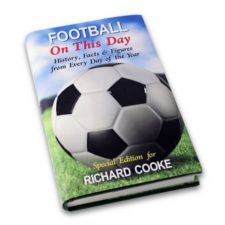 Football On This Day Book