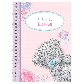 Me To You Girls Notebook