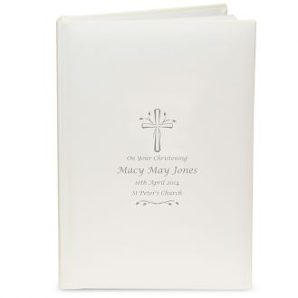 Silver Cross Photo Album with Sleeves